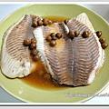 破布子蒸鯛魚