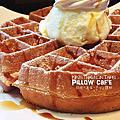 【食記】(台北大安) Pillow cafe'e..好吃的下午茶