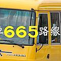 大南汽車665路線影像紀錄