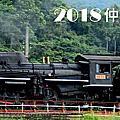 2018仲夏寶島號列車影像紀錄