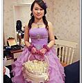 筱雯結婚晚宴