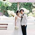 婚紗雜誌拍攝@台北花卉村