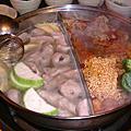 20080913 馬辣火鍋 辛克樂颱風 & 烏魚子炒飯