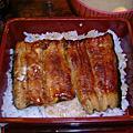 20090118 肥前屋 鰻魚飯