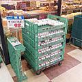 20100207 超市搶購雞蛋&鮮奶+自然冰箱