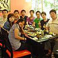 NCTULab510與畢業學長聚餐