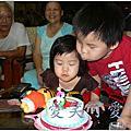 20110903小寶六歲生日