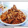 江媽媽私房菜-芝麻黃金泡菜