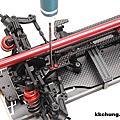 Zeppin Racing 車架修正套裝