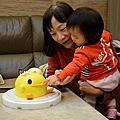 2014.04.03 琳琳週歲生日