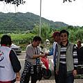 103年5月4日協辦碇安社區母親節親子健行活動