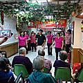 1051015 真善美「守護記憶情深憶長」惠安老人安養中心關懷活動