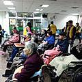 103年3月9日協助市立醫院順利推展關心住民~關懷長者活動