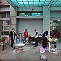 1031221救國團基隆市中山區團委會承辦103年第4季社會團務工作會報準備晚餐中