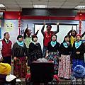 1070311(日)救國團基隆市中山區團委會-市立醫院關懷長者公益活動