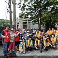 1070610(日) 救國團基隆市中山區團委會社區綠美化活動