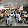 1070708(日) 救國團基隆市中山區團委會至市立醫院關懷長者活動
