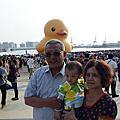 20131018 高雄黃色小鴨