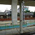 舊豐原站、舊台中站、舊大慶站照片