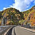 2012/10/19 札幌近郊的賞楓名所~豐平峽