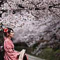 2011/4/10~11 花&Lai的關西賞櫻記:蹴上鐵道.山科疏水.悠閒宇治&和服初體驗
