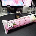 7-11。49元早餐組合‧北海道牛奶草莓白燒
