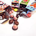 日藥本舖。嚕嚕米動物餅乾&meiji五味糖、巧克力