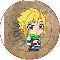 Final Fantasy7徽章