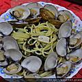 12-09-22清清淡淡白酒蛤蜊麵