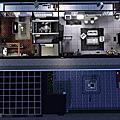 亞洲常見的中階公寓