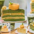 漢神巨蛋B1美食街 - 先生sensei千層蛋糕