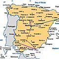 2008.07.31西班牙旅行地圖