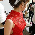 Bride 黃/新秘