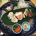 日本大阪 螃蟹樂道 松濤套餐 流水套餐