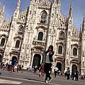 2015 妹子遊歐洲-義大利米蘭