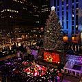 世界各地點亮聖誕彩燈