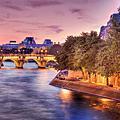 浪漫巴黎風光