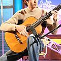 熱情的古典吉他手  蕭仲听