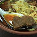【中和新蘆線】輔大站。老葉牛肉麵