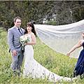 趣味婚禮照片
