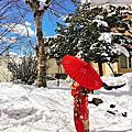 2018北海道雪景婚紗