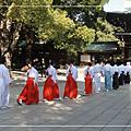 - 2010。2月 東京北海道 Day8 明治神宮.涉谷 -