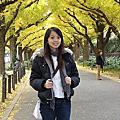 20081123 外苑、明治神宮、表參道、竹下通、新宿