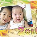 2010年月曆