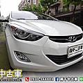 2014年 Hyundai Elantra 1.8 GLS旗艦型、跑七萬