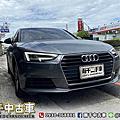 2016年 Audi A4 Sedan(NEW) 30 TFSI 灰 原廠中文衛星導航、智慧停車輔助套件