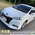 2014年 Toyota Wish 2.0 白 J版、跑七萬
