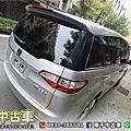 2012年 LUXGEN M7 2.2 銀 七人座、一手車、原廠保養