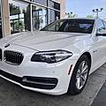 2014年 BMW 528i Sedan 白雙前電熱座椅、環艙氣氛燈、倒車顯影