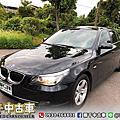 2008 BMW 520d 2.0黑